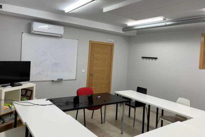 Instalaciones A Plus Idiomas y Formación